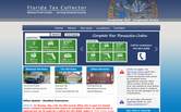 Website of Sarasota County Tax Collector-Venice Office