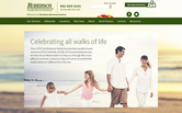 Website of Roberson Funeral Home & Crematory, Inc.