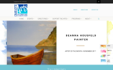 Website of Arts & Humanities Council of Charlotte County