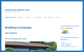 Website of Englewood Helping Hand, Inc.