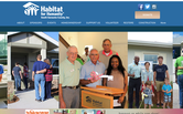 Website of Habitat For Humanity South Sarasota County, Inc.