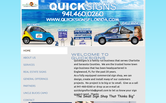 Website of Quick Signs