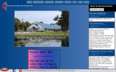 Website of Gulf Cove United Methodist Church